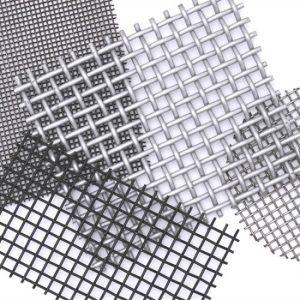 Bán lưới đan inox 304 Bình Dương